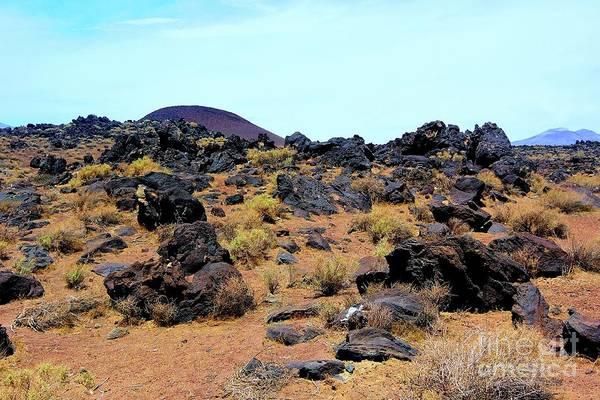 Photograph - Volcanic Field by Joe Lach