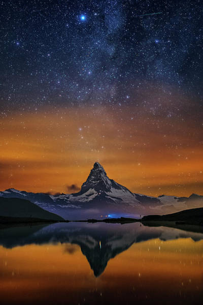 Photograph - Volcano Fountain by Ralf Rohner