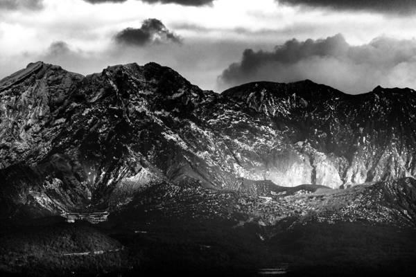 Photograph - Volcano by Hayato Matsumoto