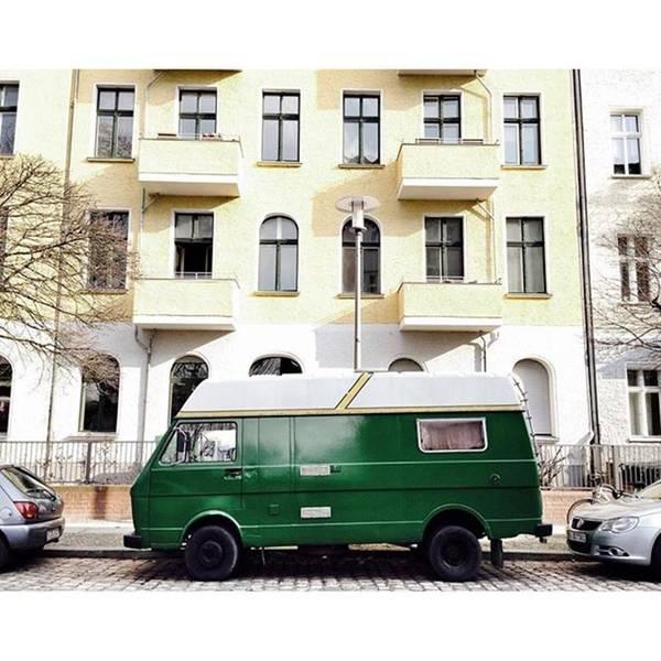 Vw Camper Photograph - Volkswagen  Lt 28 Camper  #berlin by Berlinspotting BrlnSpttng
