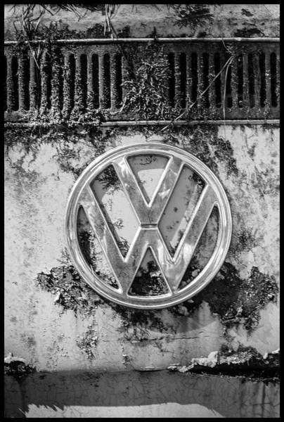 Photograph - Volkwagen Sign by Matthew Pace