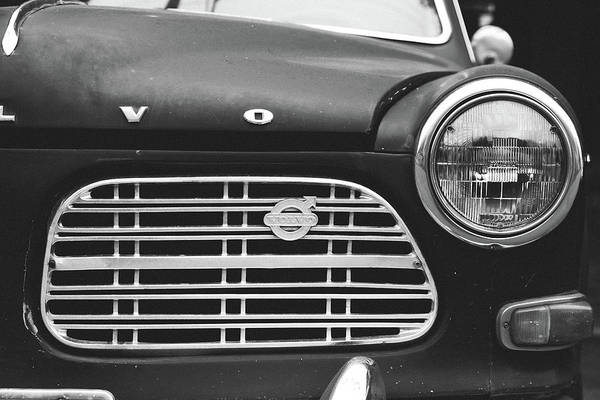 Photograph - Volvo by Lee Harland
