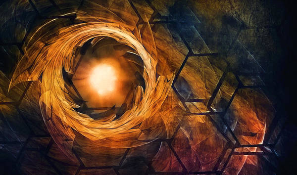 Wall Art - Photograph - Vortex Of Fire by Scott Norris