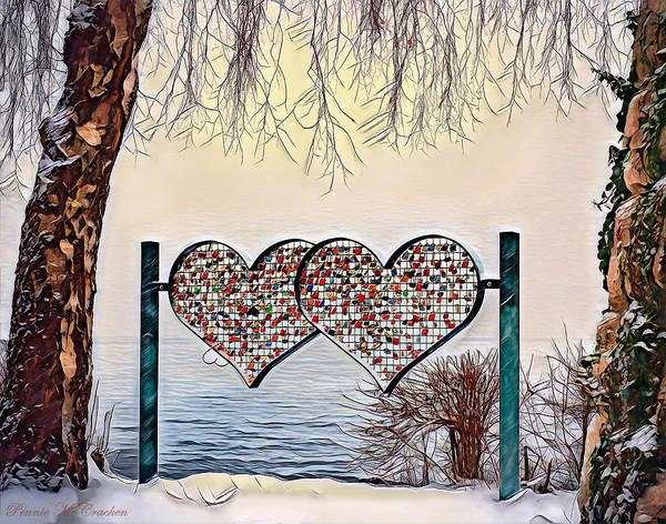 Digital Art - Vow Of Love by Pennie McCracken