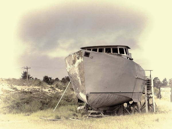 Photograph - Voyage Of Tomorrow by HW Kateley