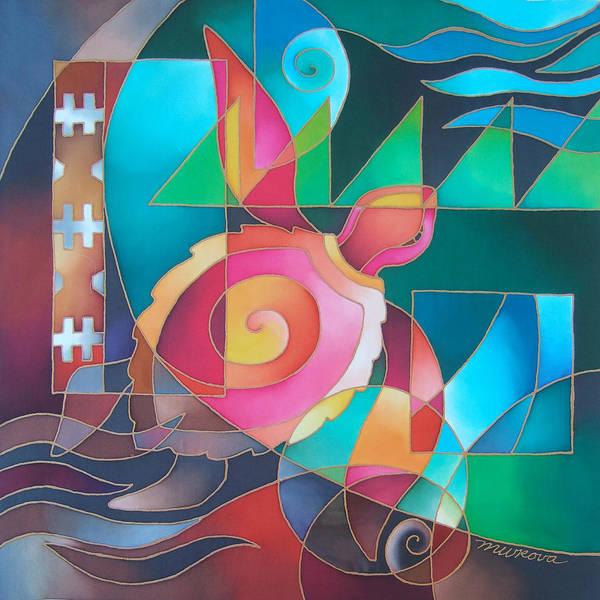 Painting - Voyager Pasifika by Maria Rova