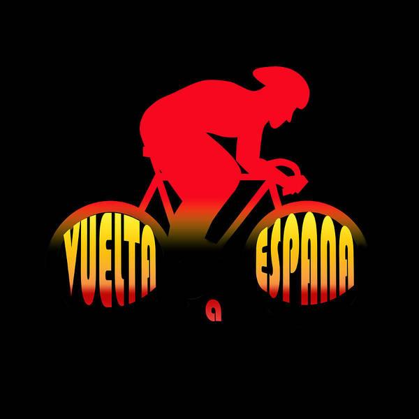 Photograph - Vuelta A Espana by Andrew Fare
