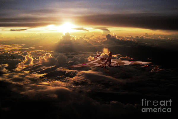 Wall Art - Digital Art - Vulcan Heads For Home by J Biggadike