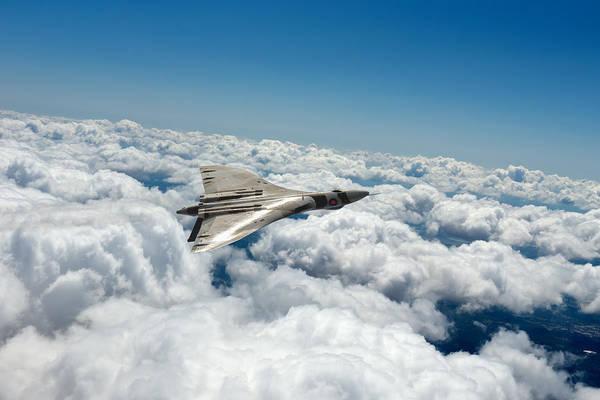 Digital Art - Vulcan Sheen by Gary Eason