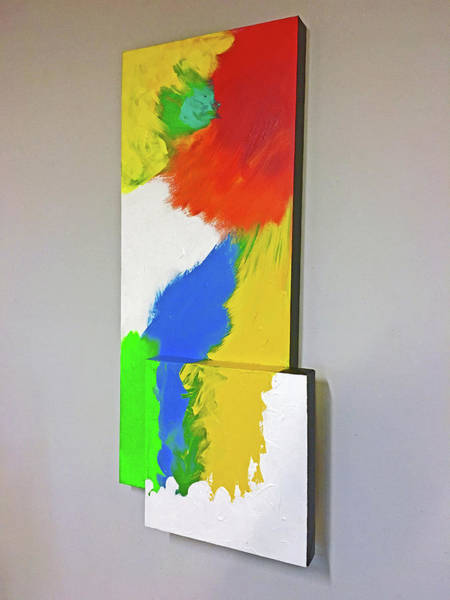 Wall Art - Painting - Vulnerable by Mac Worthington