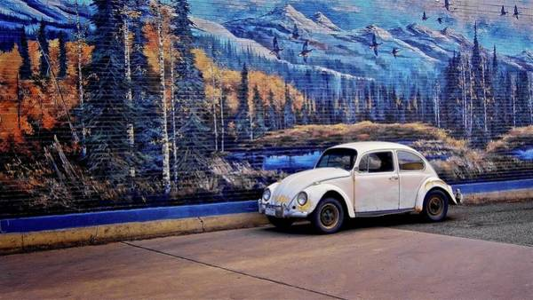 Photograph - Classic Vw Beetle, Delta, Colorado by Flying Z Photography by Zayne Diamond