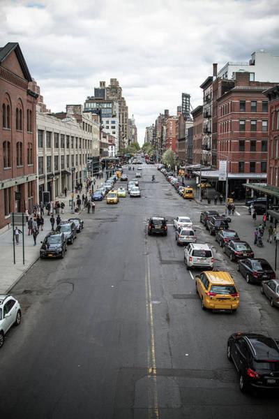 Photograph - W14th Street by Robert J Caputo