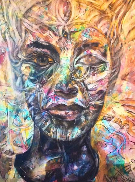 Painting - Wa En Re by Robert Thalmeier