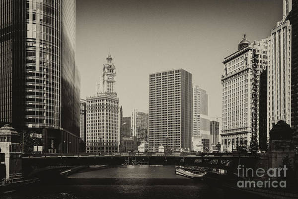 Wall Art - Photograph - Wabash Avenue by Andrew Paranavitana