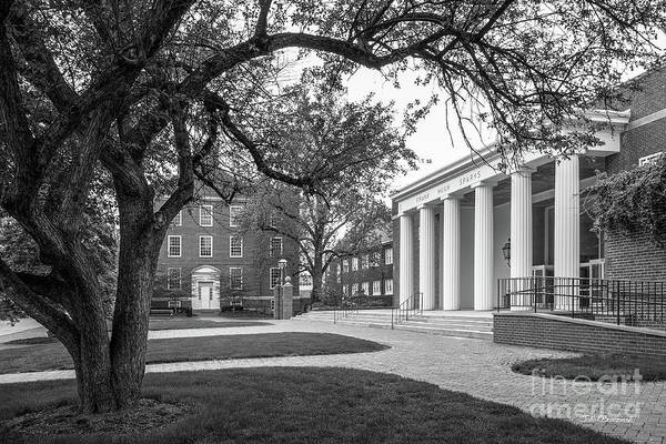 Photograph - Wabash College Sparks Center by University Icons