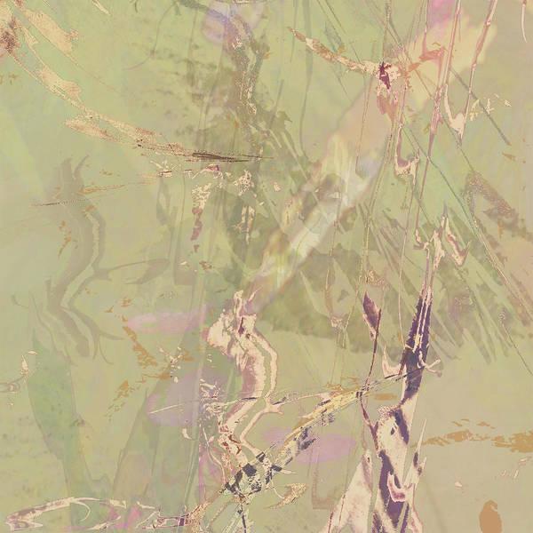 Wabi Sabi Ikebana Revisited Shabby 1 Art Print