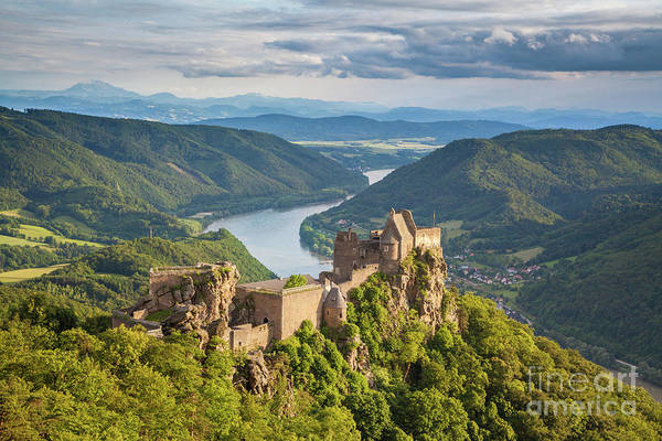 Donau Photograph - Wachau Valley by JR Photography