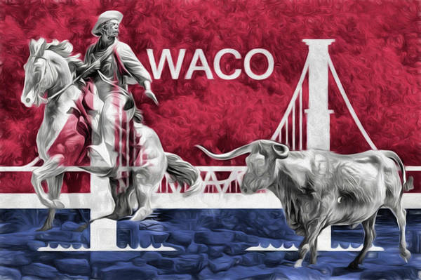 Wall Art - Photograph - Waco Texas by JC Findley