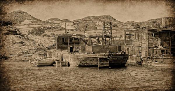 Photograph - Wadi Es Sebua by Nigel Fletcher-Jones
