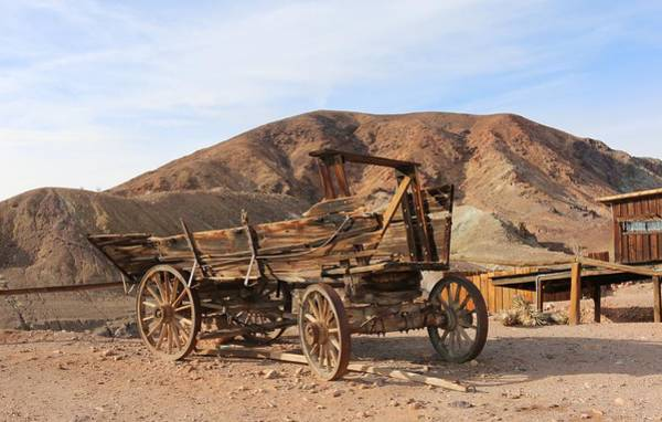 Photograph - Wagon Days  by Christy Pooschke