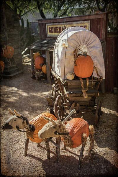 Photograph - Wagons Ho by Teresa Wilson