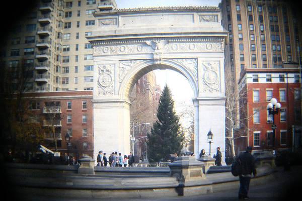 Wall Art - Photograph - Washington Square by Jimmy Taaffe