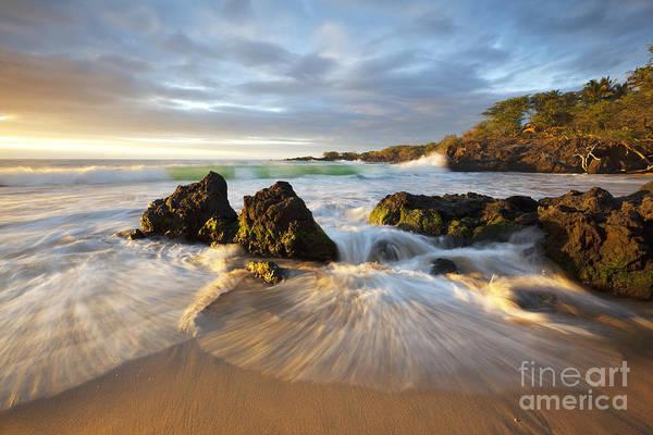 Photograph - Waialea Bay Seascape by Charmian Vistaunet