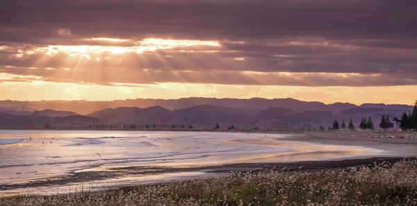 Photograph - Waikanae Beach by Racheal Christian