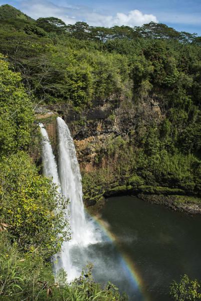 Photograph - Wailua Falls by Robert Potts