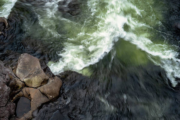 Photograph - Wailuku River by Christopher Johnson