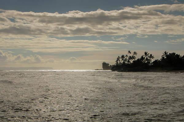 Photograph - Waimea Bay At Dusk by Teresa Wilson