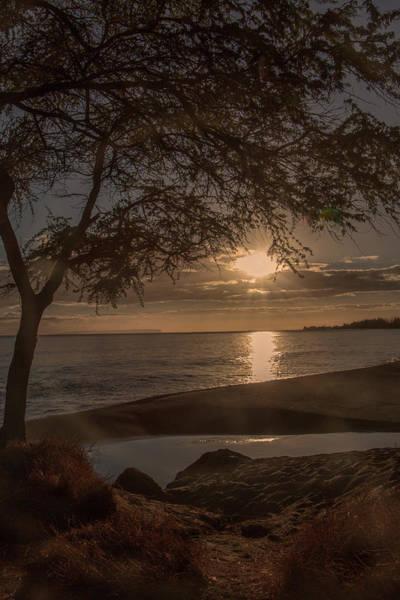 Waimea Bay Sunset 4 Art Print