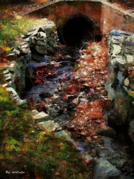 Painting - Waiting For Rain by RC DeWinter