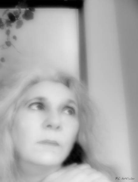Photograph - Waiting For Salvation by RC DeWinter