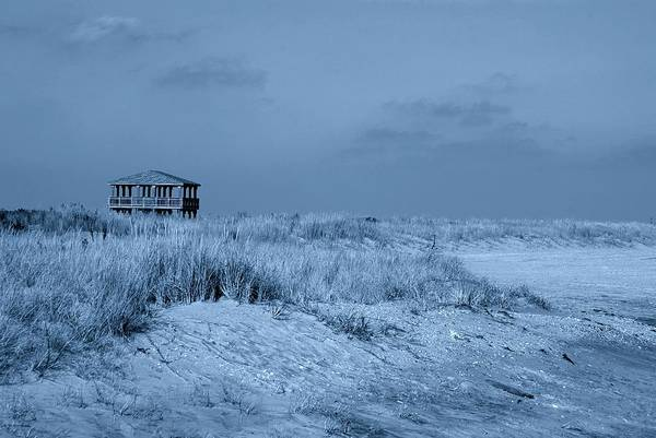 Photograph - Waiting For Summer - Jersey Shore by Angie Tirado