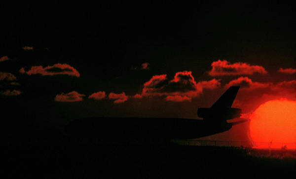 Photograph - Waiting For Takeoff by Frank Vargo
