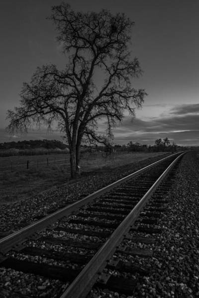 Photograph - Waiting For The 615 by Tim Bryan
