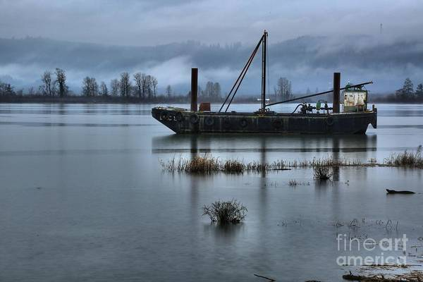 Photograph - Waiting For The Barge by Adam Jewell