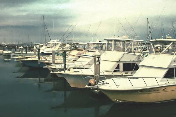 Photograph - Waiting For The New Fishing Day by Alice Gipson
