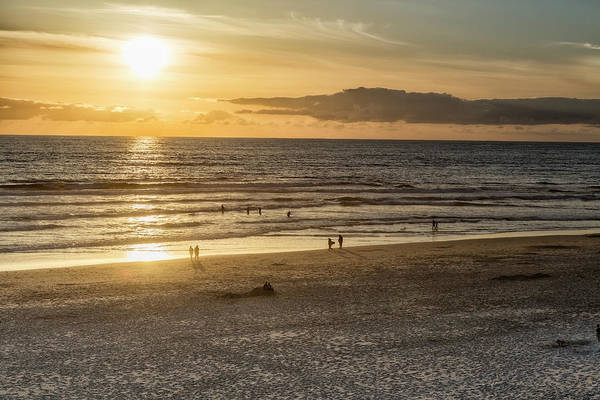 Photograph - Waiting For The Sun To Set by Belinda Greb
