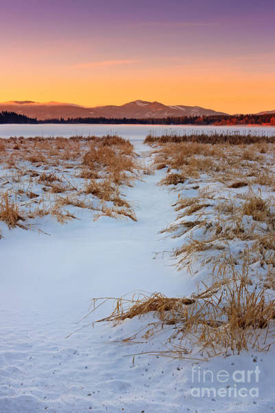 Photograph - Waiting For The Sunrise - Hauser Lake by Beve Brown-Clark Photography