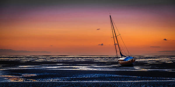 Photograph - Waiting For The Tide by Peter OReilly