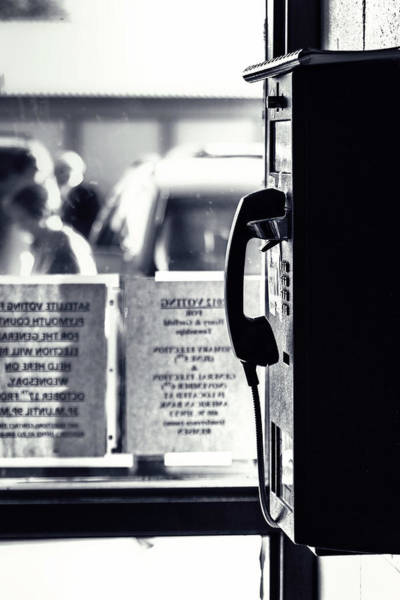 Photograph - Waiting For Your Call by Tom Woll