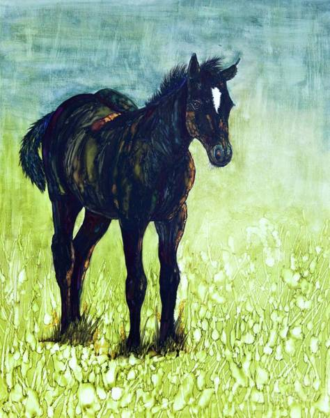 Painting - Waiting To Grow Up by Jan Killian
