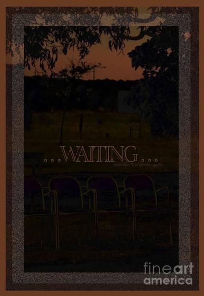 Photograph - Waiting by Vicki Ferrari