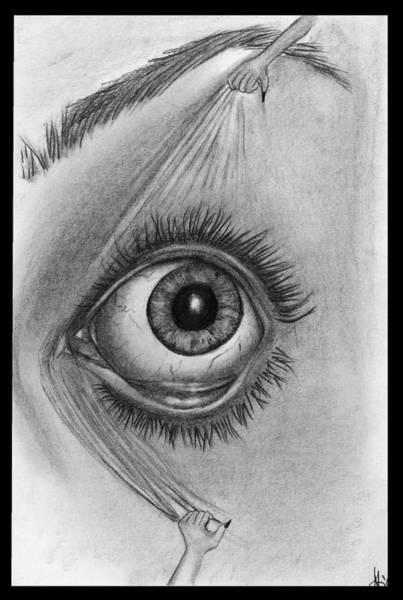 Wall Art - Drawing - Wake Up by Alycia Ryan