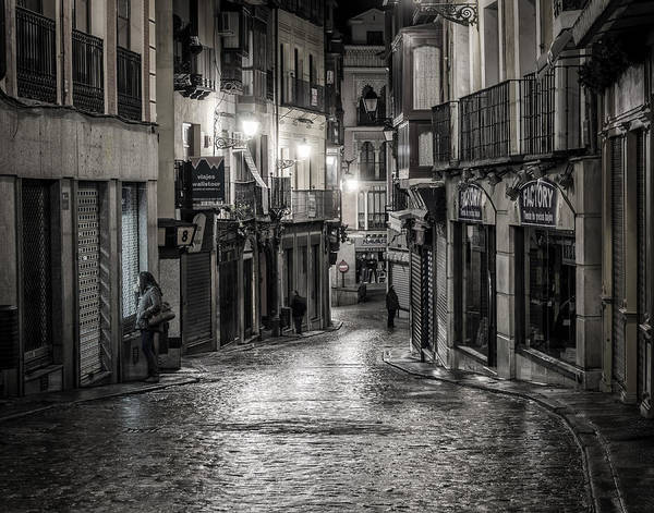 Photograph - Waking Up In Toledo by Joan Carroll