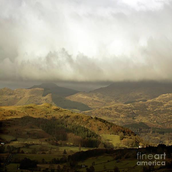 Mach Loop Photograph - Wales by Angel Ciesniarska