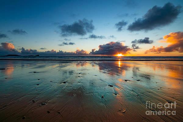 Photograph - Wales Gower Coast Summer  by Minolta D