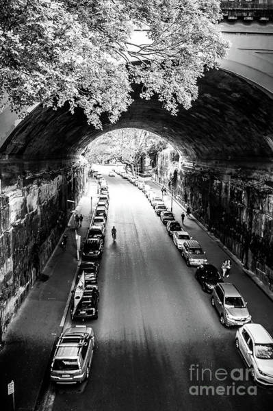 Wall Art - Photograph - Walk The Tunnel by Perry Webster